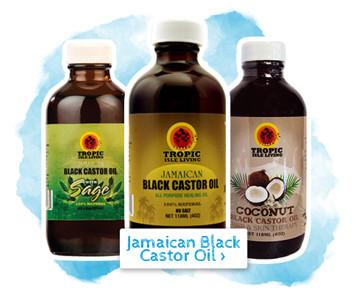 Jamaican Black Castor oil