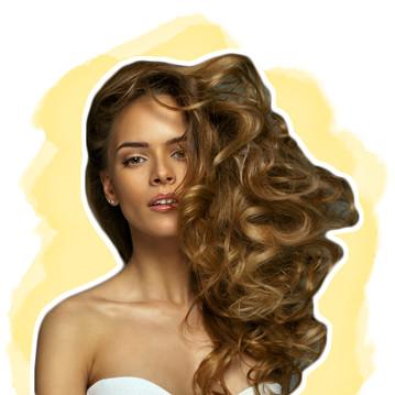 Utilisations pour les cheveux